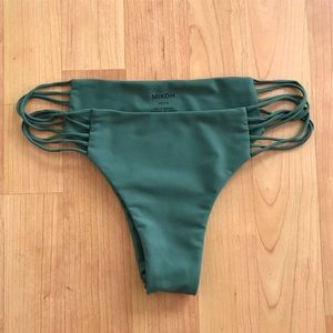 Mikoh bikini bottoms
